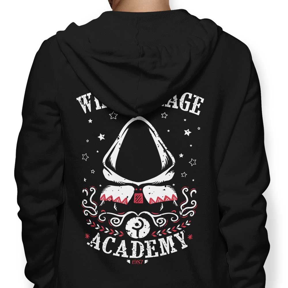 White Mage Academy - Hoodie