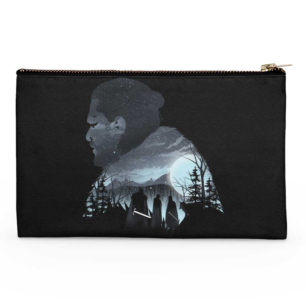 White Wolf - Accessory Pouch