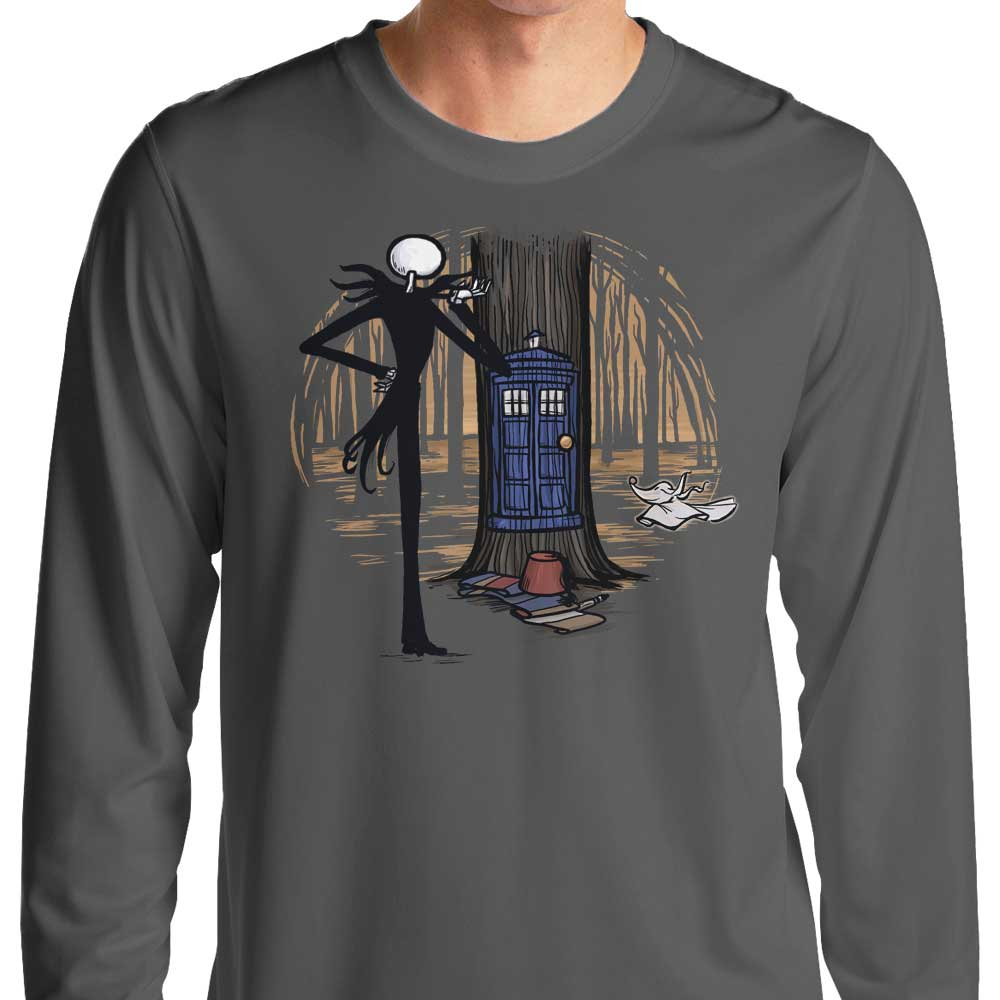 Who's This - Long Sleeve T-Shirt
