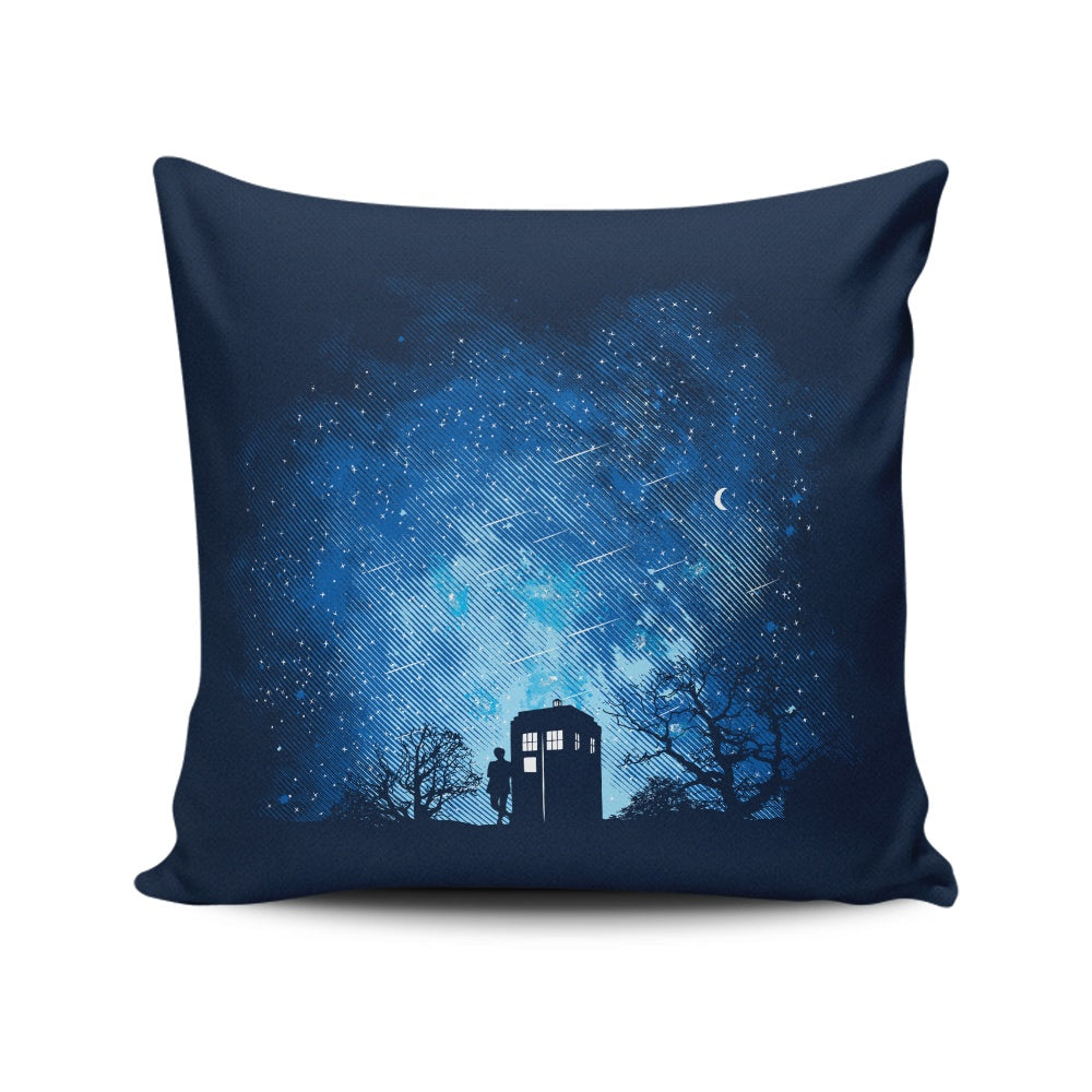 Who's World - Throw Pillow