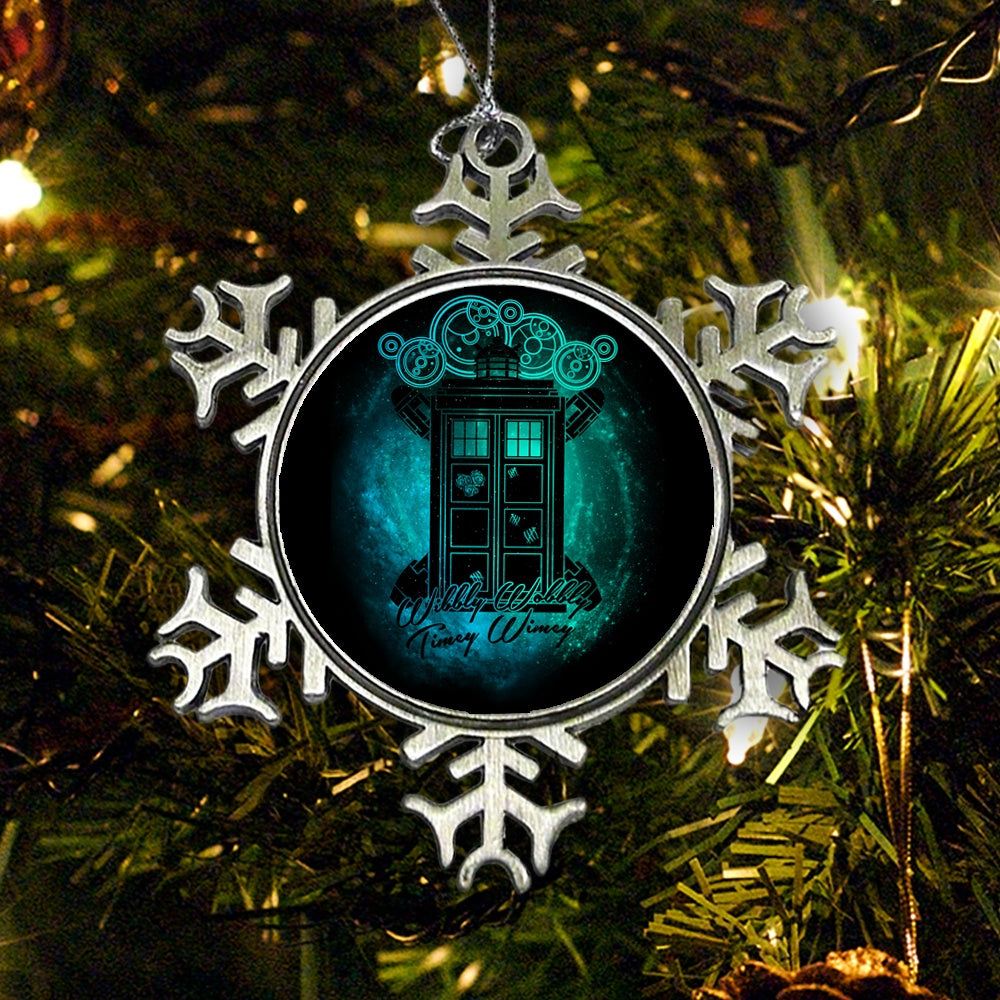 Wibbly Wobbly - Ornament