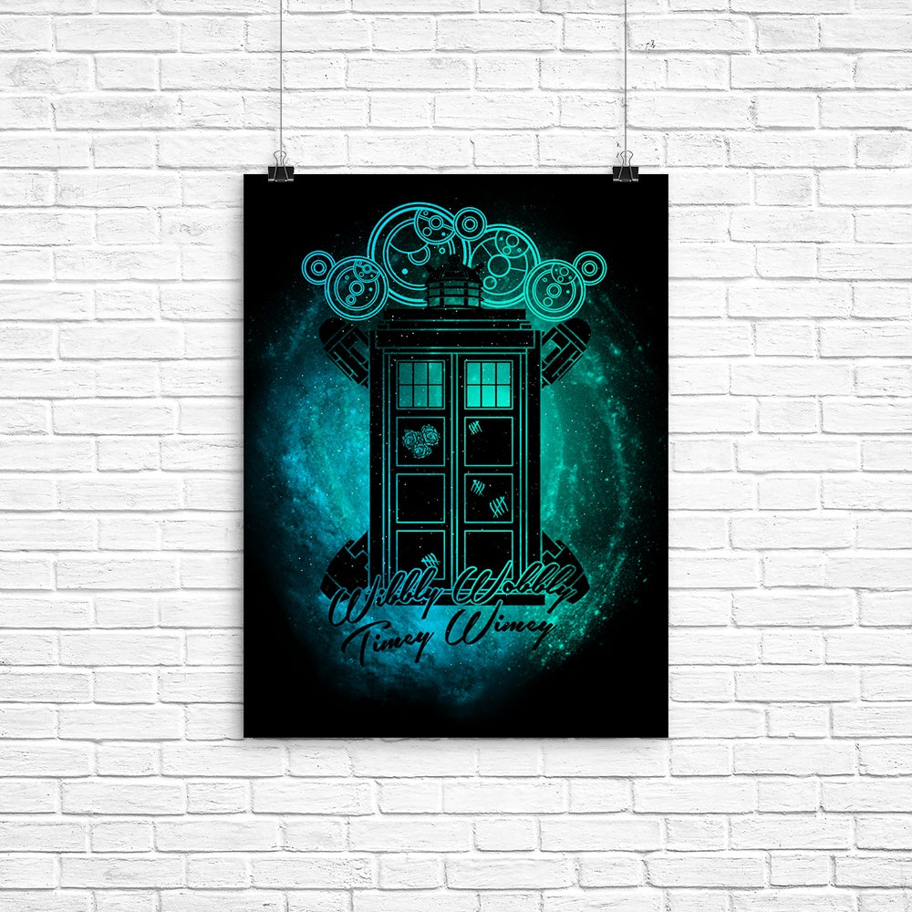 Wibbly Wobbly - Poster