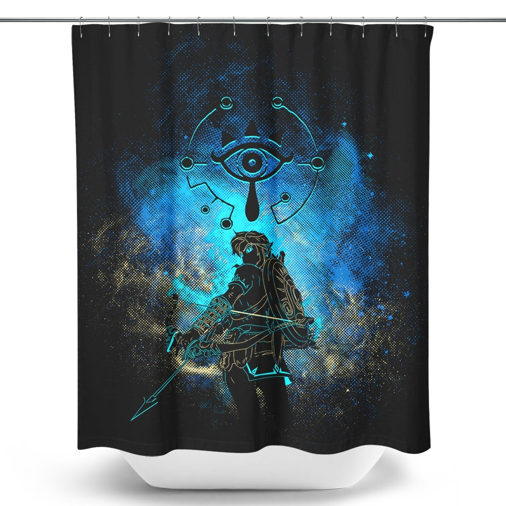 Wild Art - Shower Curtain