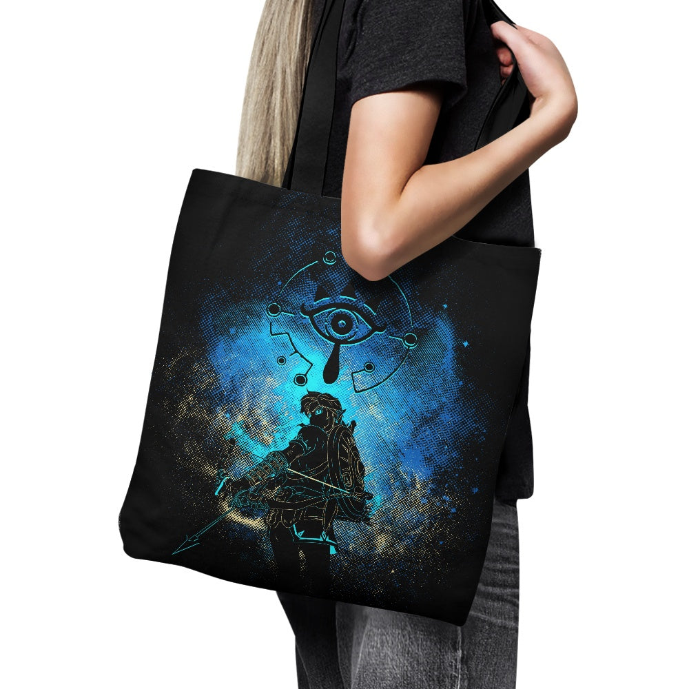 Wild Art - Tote Bag