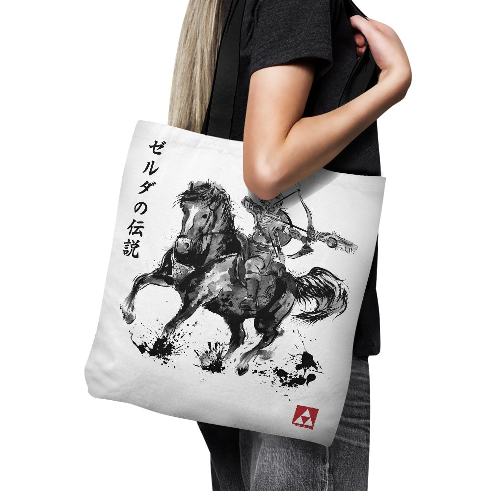 Wild Hunter - Tote Bag