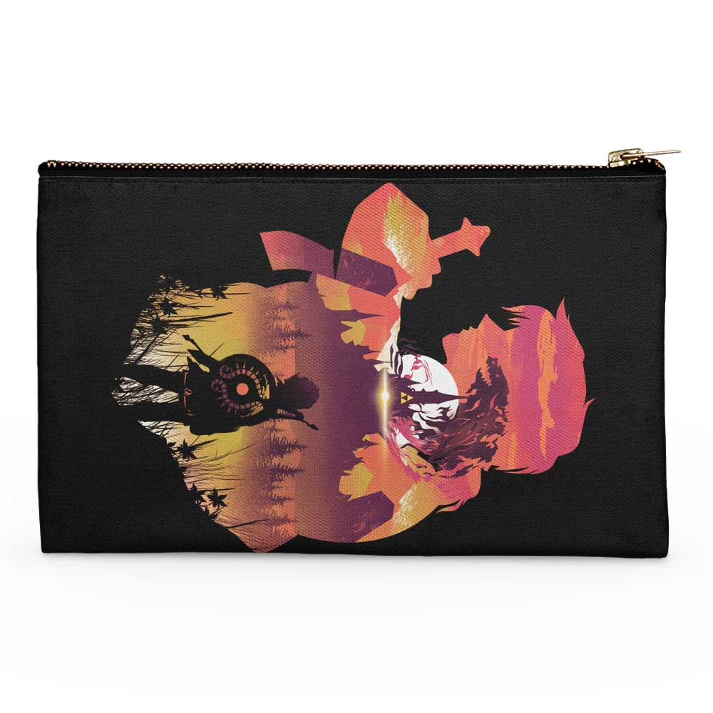 Wild Sunset - Accessory Pouch