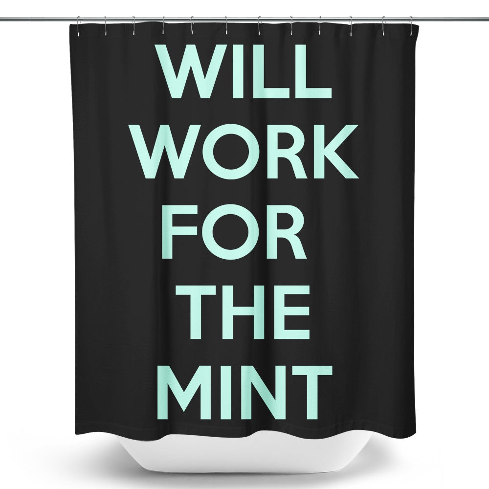 Will Work For The Mint