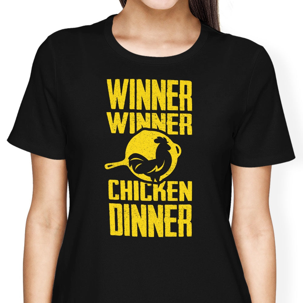 Winner Winner - Women's Apparel