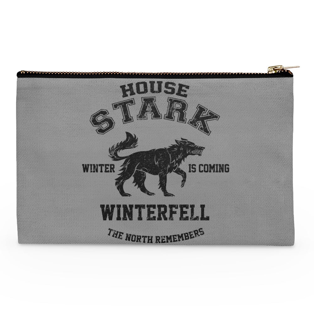 Winter is Coming (Alt) - Accessory Pouch