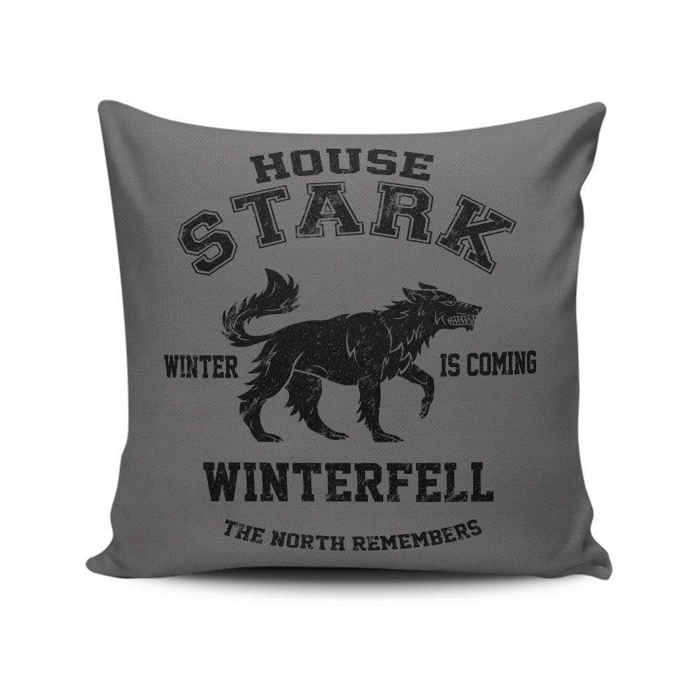 Winter is Coming (Alt) - Throw Pillow