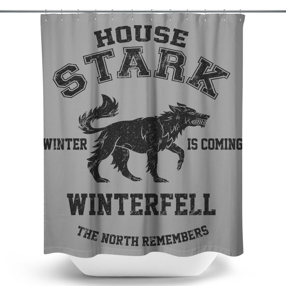 Winter is Coming (Alt) - Shower Curtain