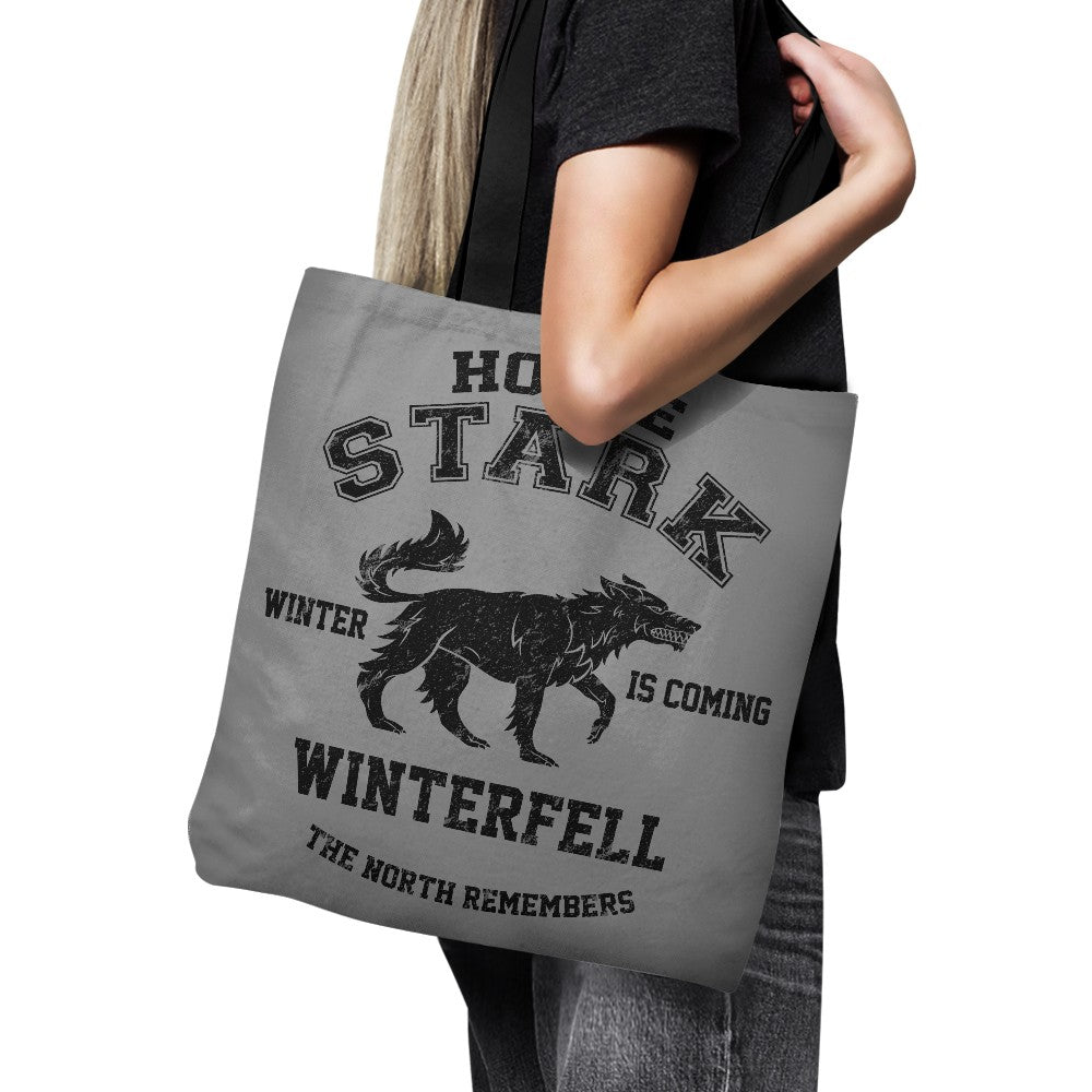 Winter is Coming (Alt) - Tote Bag
