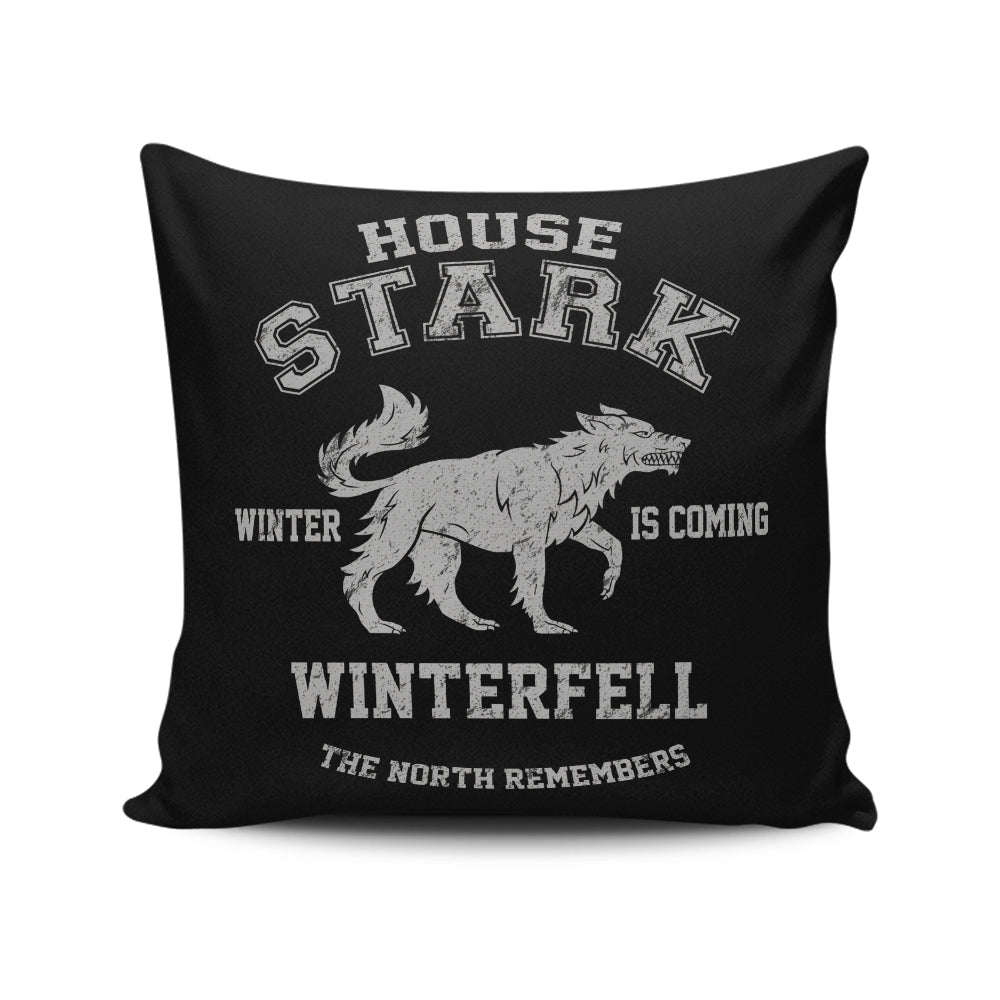 Winter is Coming - Throw Pillow