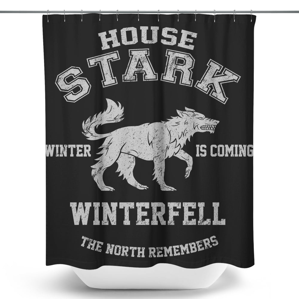 Winter is Coming - Shower Curtain