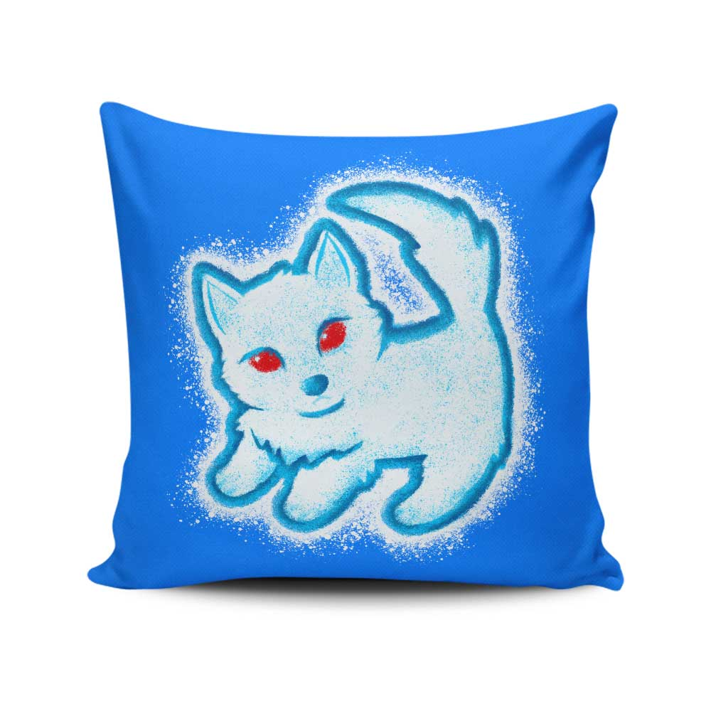 Winter King - Throw Pillow