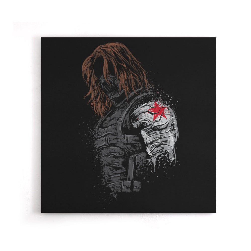 Winter Soldier - Canvas Print