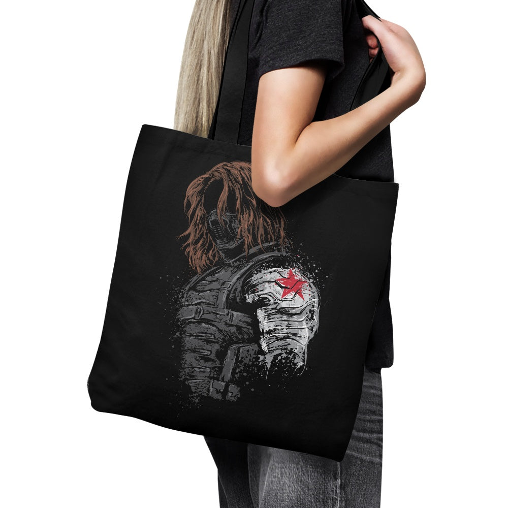Winter Soldier - Tote Bag