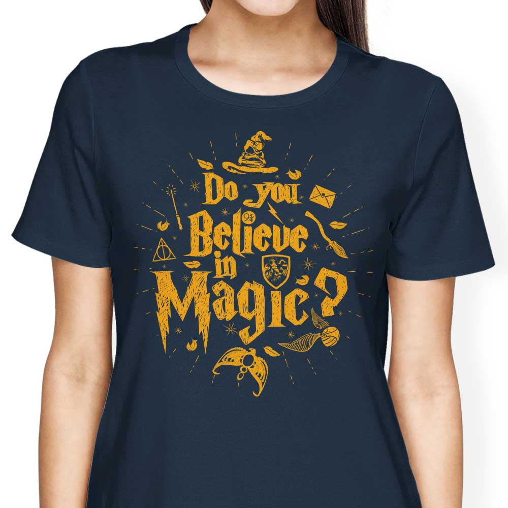 Wisdom and Magic - Women's Apparel