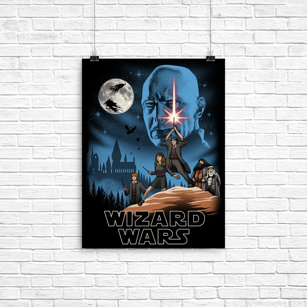 Wizard Wars - Poster