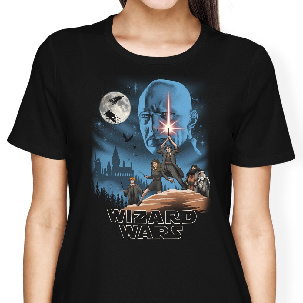 Wizard Wars - Women's Apparel