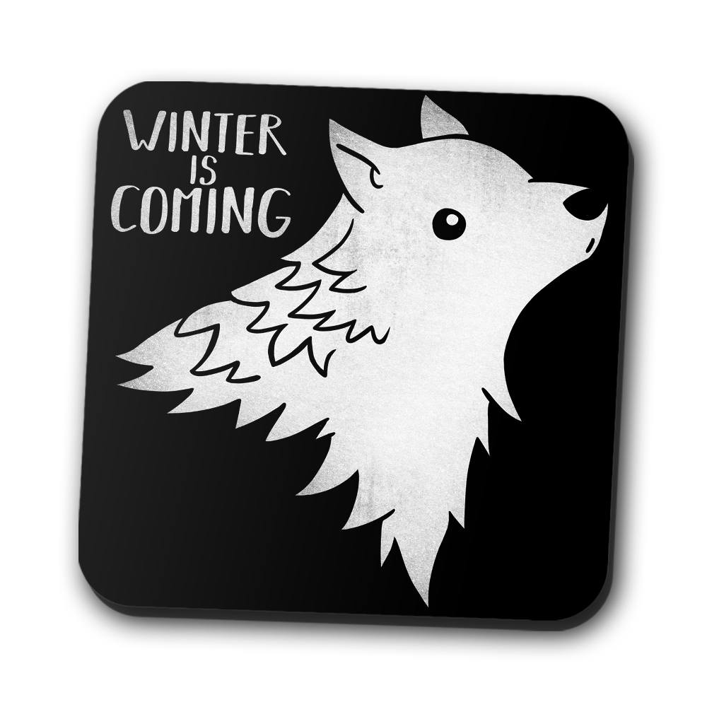 Wolf Kawaii - Coasters