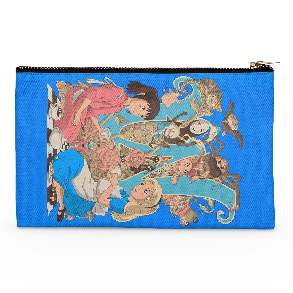 Wonderlands - Accessory Pouch