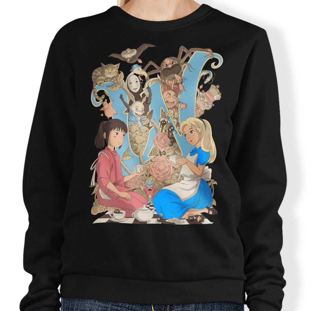 Wonderlands - Sweatshirt