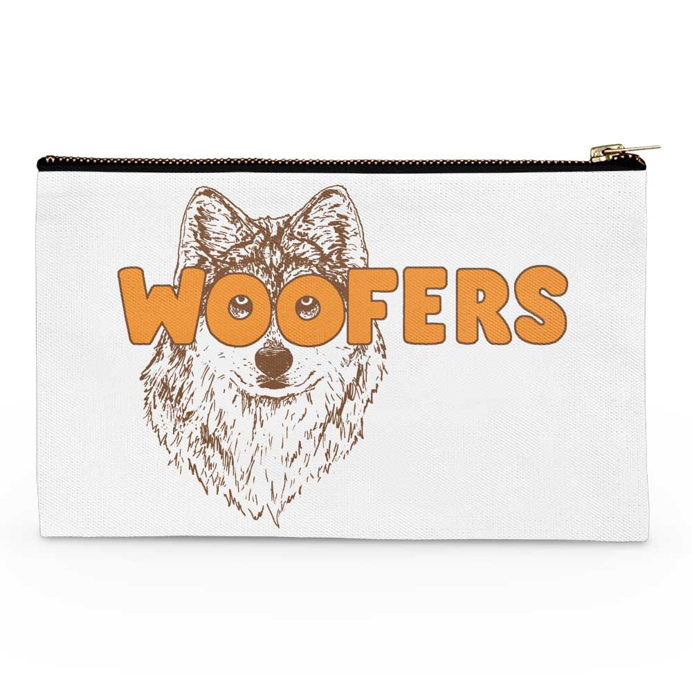 Woofers - Accessory Pouch