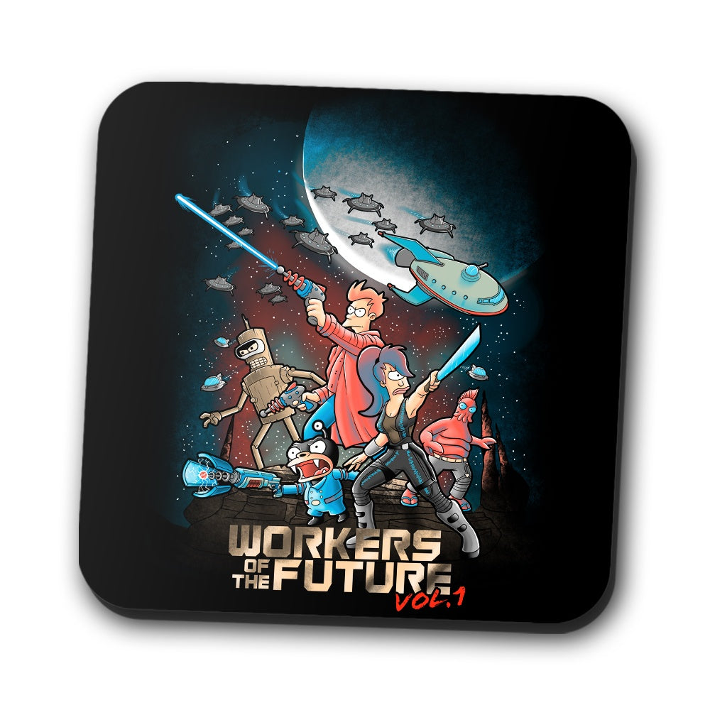 Workers of the Future: Vol. 1 - Coasters