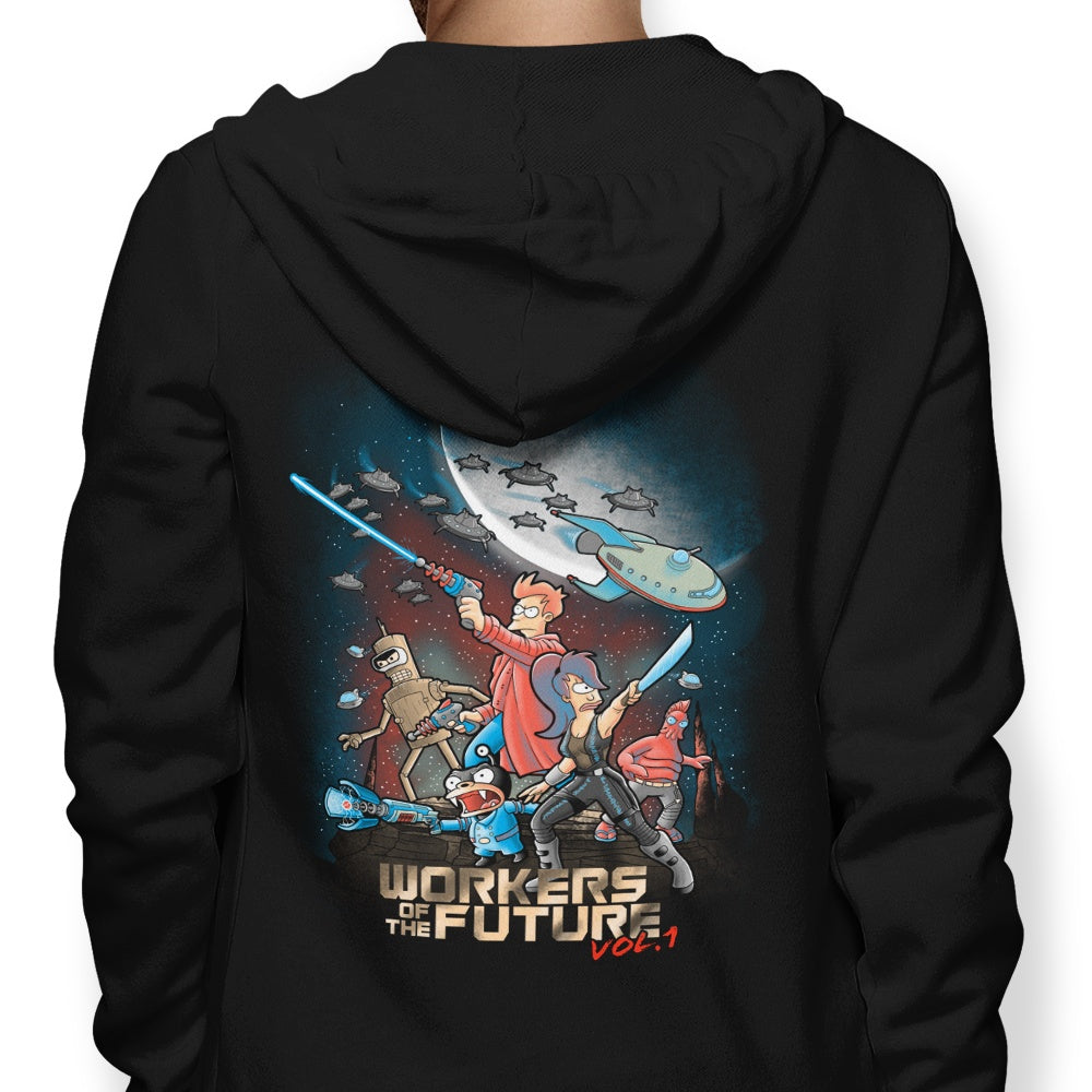 Workers of the Future: Vol. 1 - Hoodie