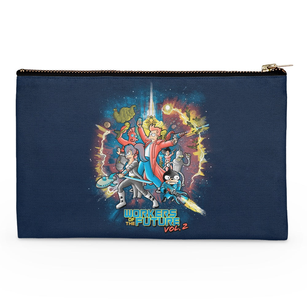 Workers of the Future: Vol. 2 - Accessory Pouch