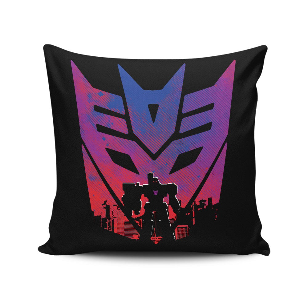 World Domination - Throw Pillow