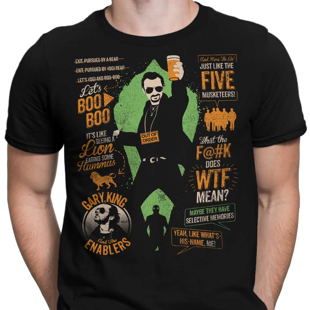 World's End Quotes - Men's Apparel