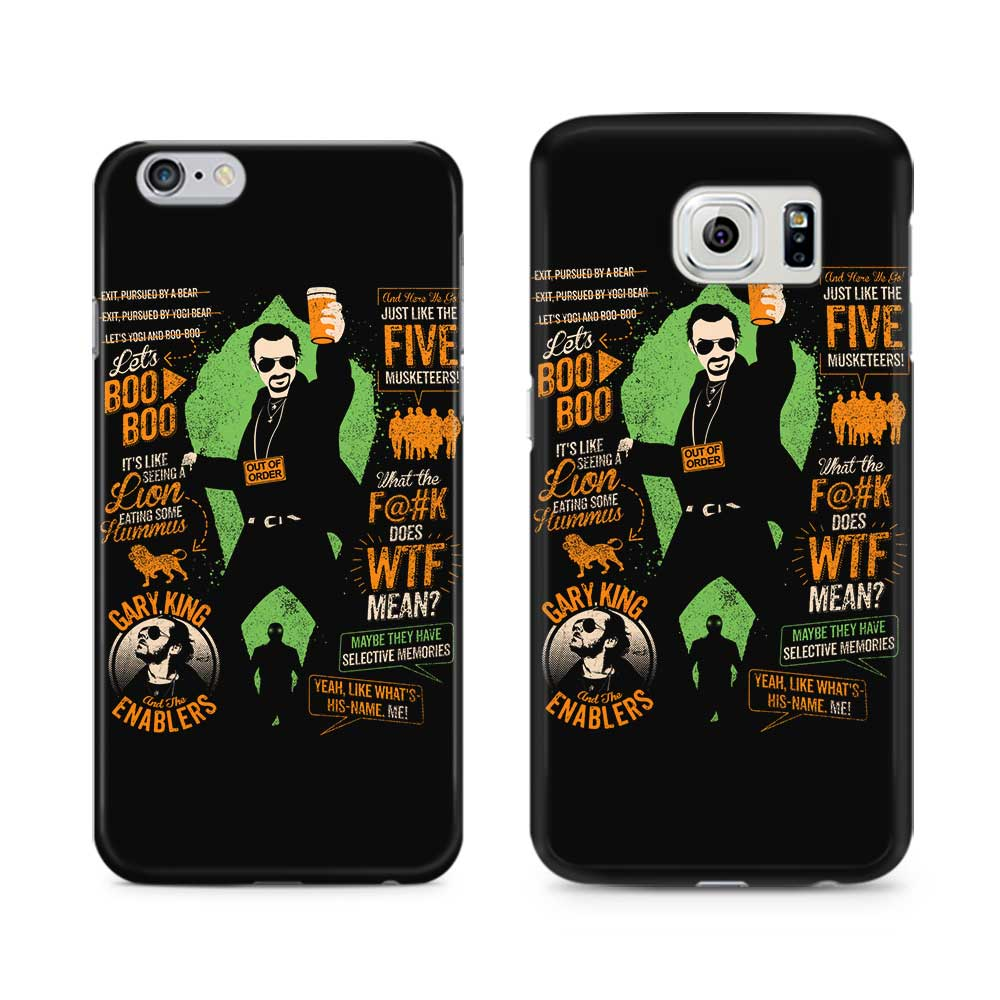 World's End Quotes - Phone Case