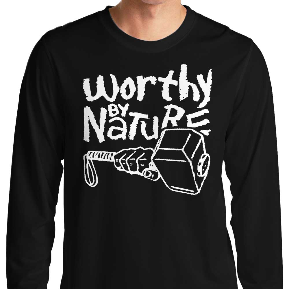 Worthy by Nature - Long Sleeve T-Shirt