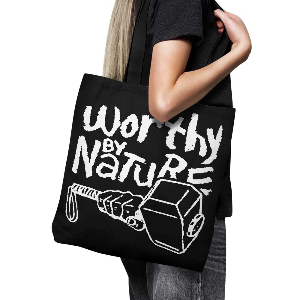 Worthy by Nature - Tote Bag