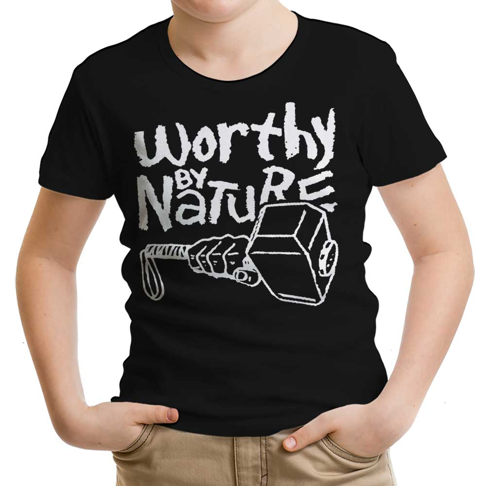 Worthy by Nature - Youth Apparel