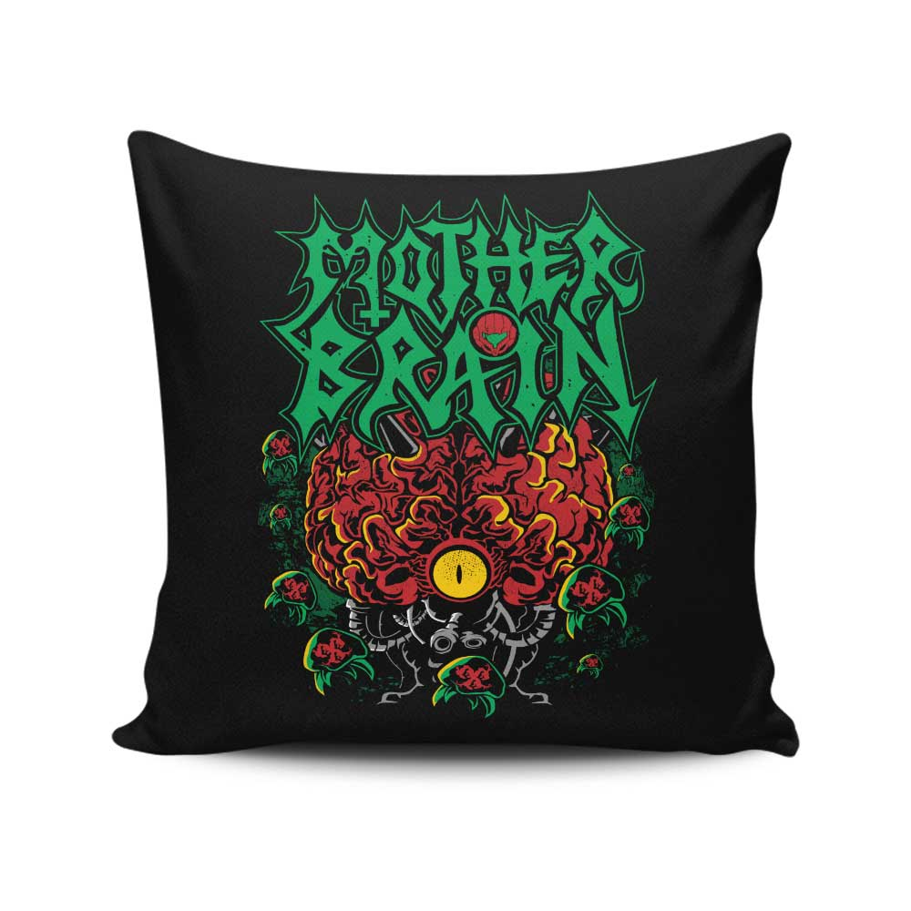 Wrath of Mother - Throw Pillow