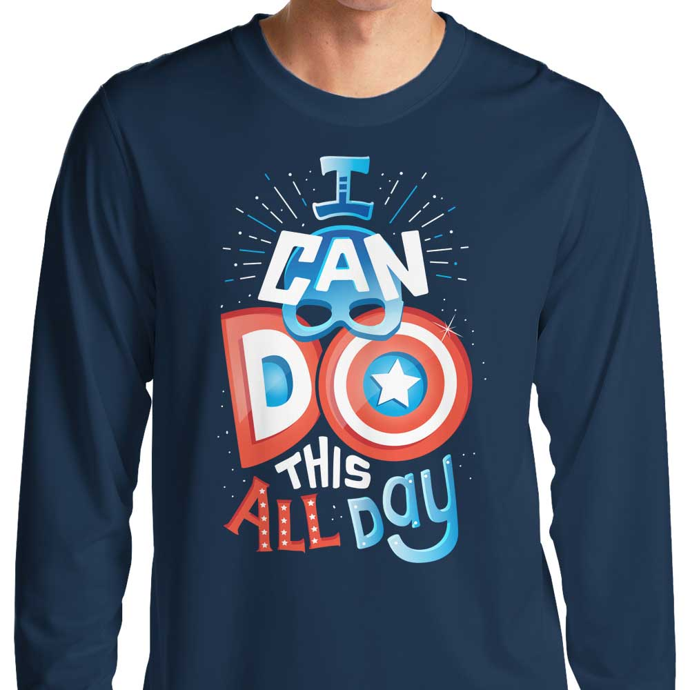 Yeah, I Know - Long Sleeve T-Shirt