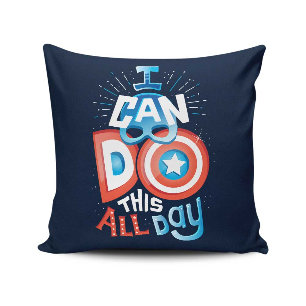 Yeah, I Know - Throw Pillow