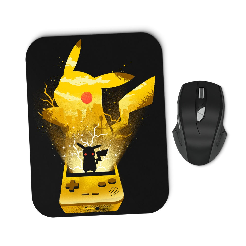 Yellow Pocket Gaming - Mousepad