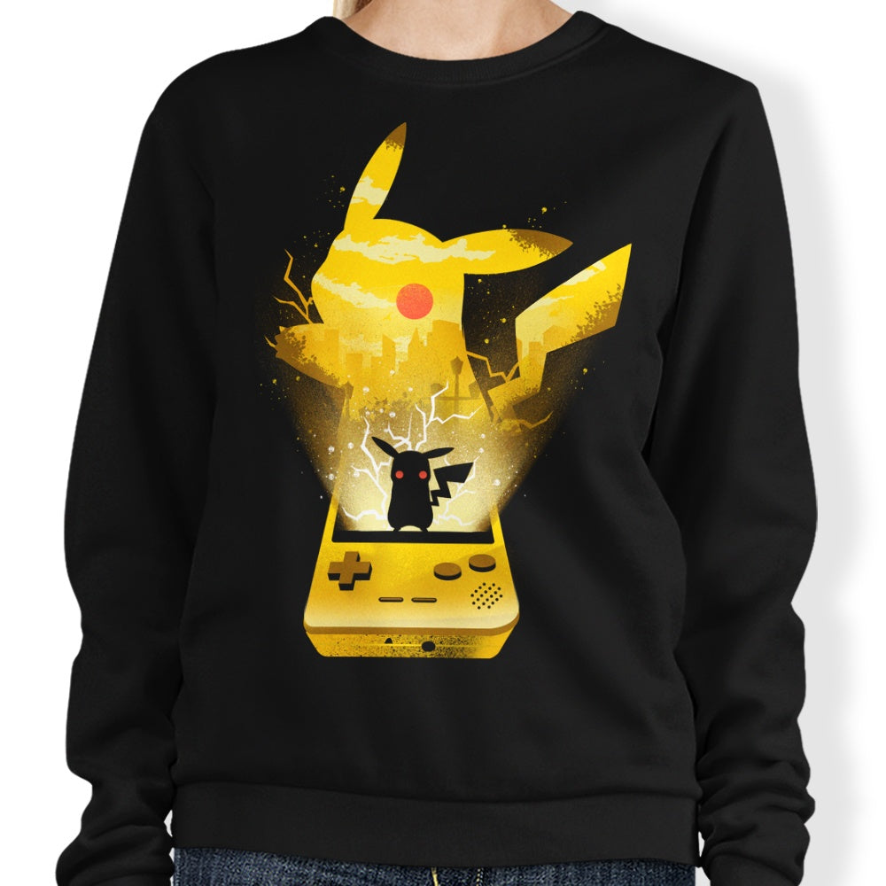 Yellow Pocket Gaming - Sweatshirt
