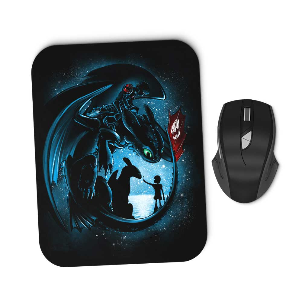 Yesterday and Tomorrow - Mousepad