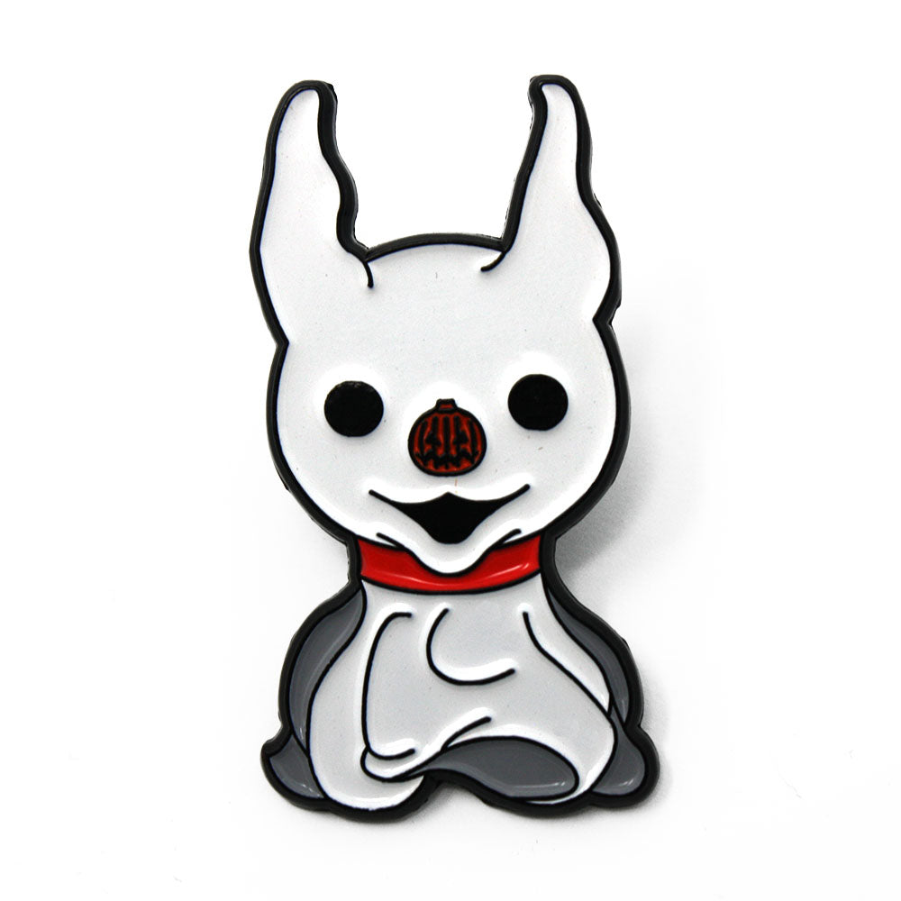 Adorable Ghost Dog - Enamel Pin