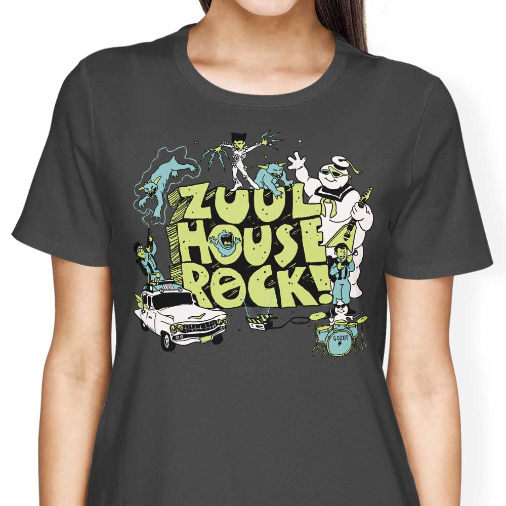 Zuul House Rock - Women's Apparel