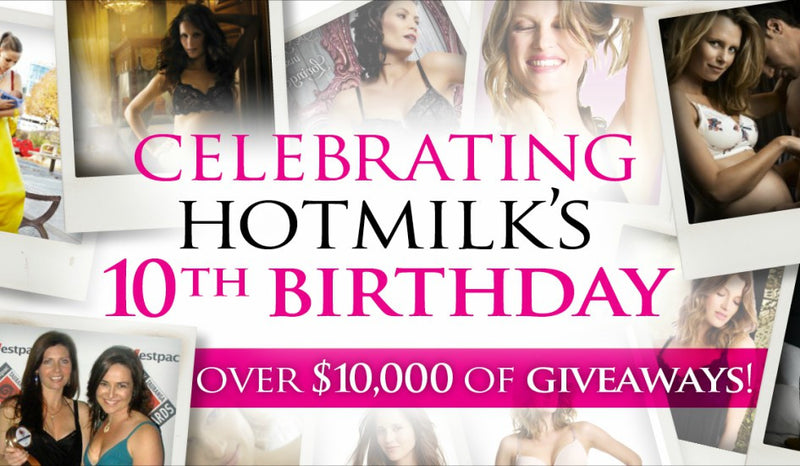 Hotmilk turns 10
