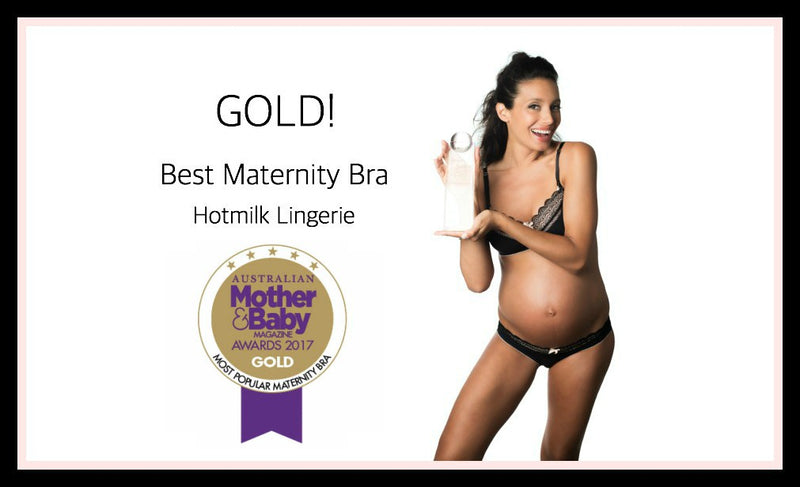 Mother and Baby Gold Award