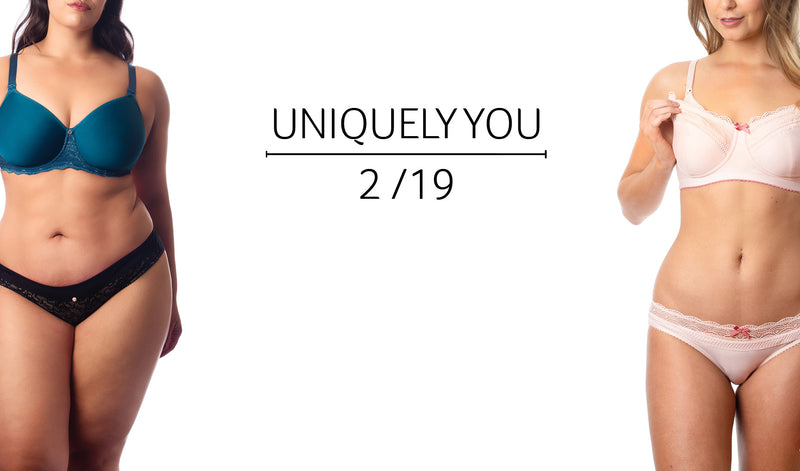 Hotmilk expand their size range in their latest collection 'Uniquely You'