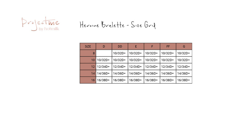 Heroine Bralette Sunset - Maternity