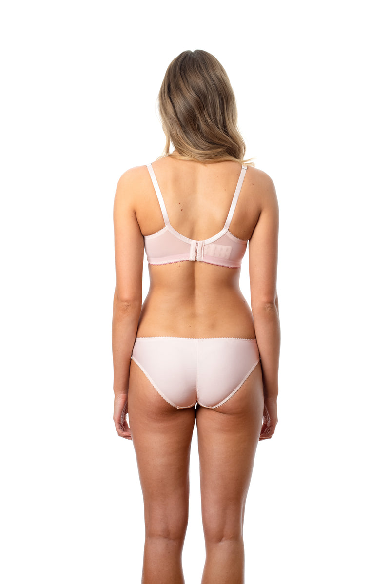 show off luxe hotmilk maternity and nursing briefs
